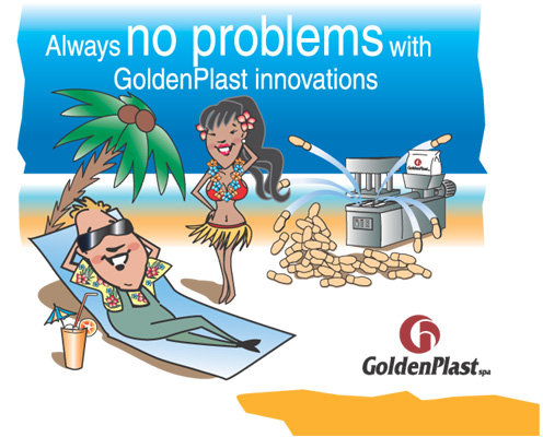 Senza Problemi con Golden Plast